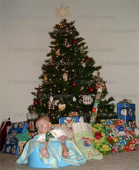 Babies First Christmas - 2005