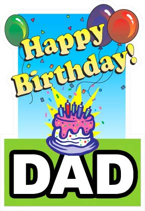FREE PRINTABLE BIRTHDAY CARDS FOR DADDY FROM DAUGHTER; poker birthday card .