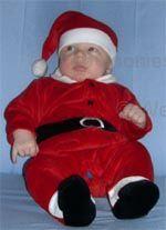 Rylan as Santa